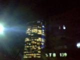 夜のヒルズ