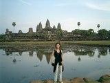 カンボジアアンコール