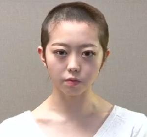 AKB48 峯岸みなみ 坊主 謝罪