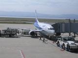 鹿児島空港9月