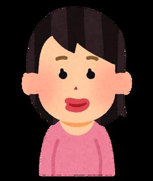 tarakokuchibiru_woman