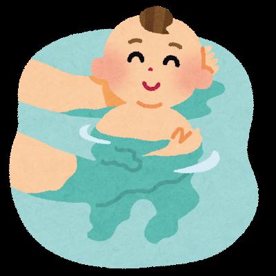 祖母が強引に子供を風呂に入れたのを止められなかったことをずっと後悔している