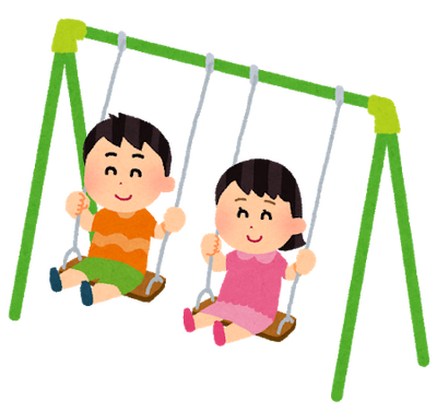 「公園はみんなのものですよね?」←確かにそうかもしれないけどブランコは子供が遊ぶために設置されたものだと思う