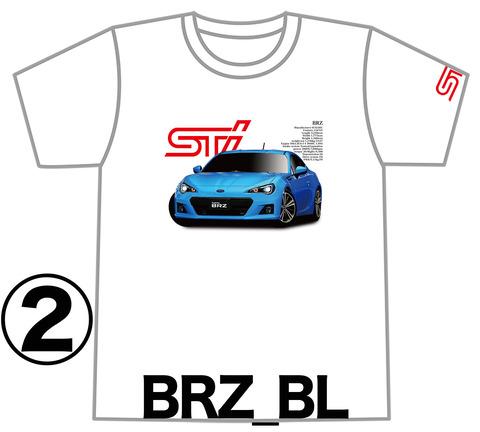 00TシャツBRZ_BL02