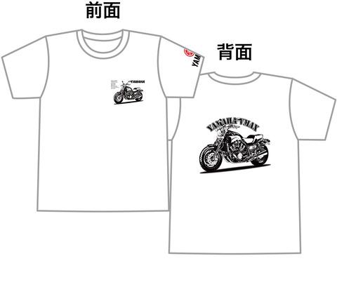 00Tシャツ両面VMAX01