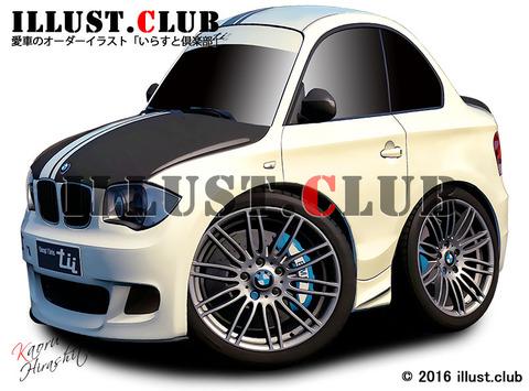 BMWコンセプト1シリーズ-tii