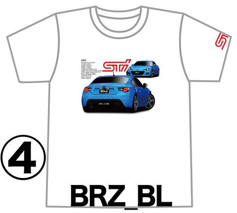 00TシャツBRZ_BL04