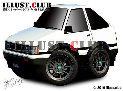 カローラレビン-GT-APEX00