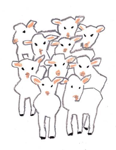 仔羊(れん)