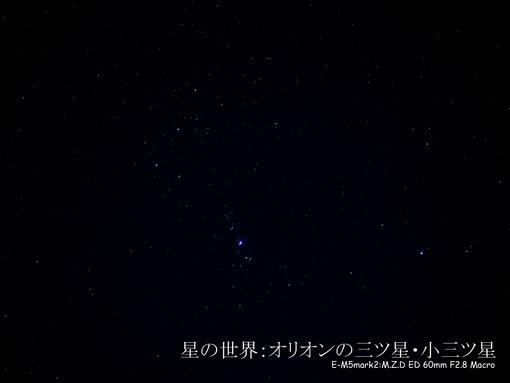 qs-aZC291781オリオン小三ツ星