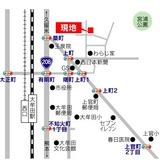 22佐古町森邸地図