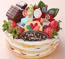 クリスマスケーキ�