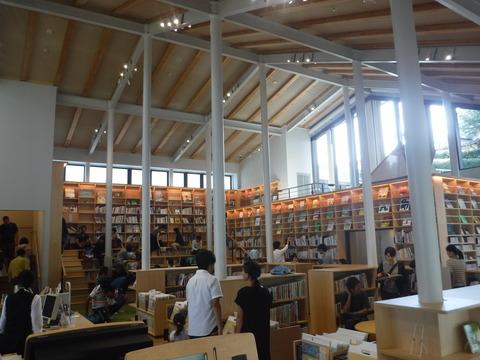 �武雄市子供図書館 3