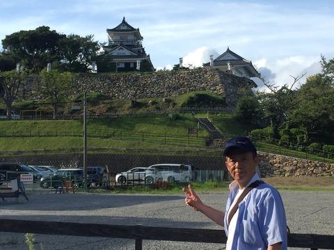 浜松城 (2)