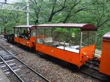 写真� トロッコ列車