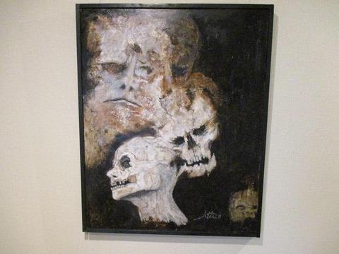 1909画家個展「荒井弘子の世界・がいな展」4