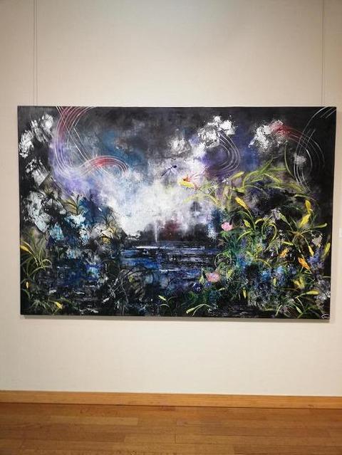 画家・加藤恵美子個展2002(コートギャラリー国立)06
