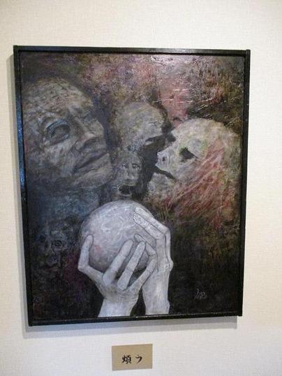 1909画家個展「荒井弘子の世界・がいな展」3
