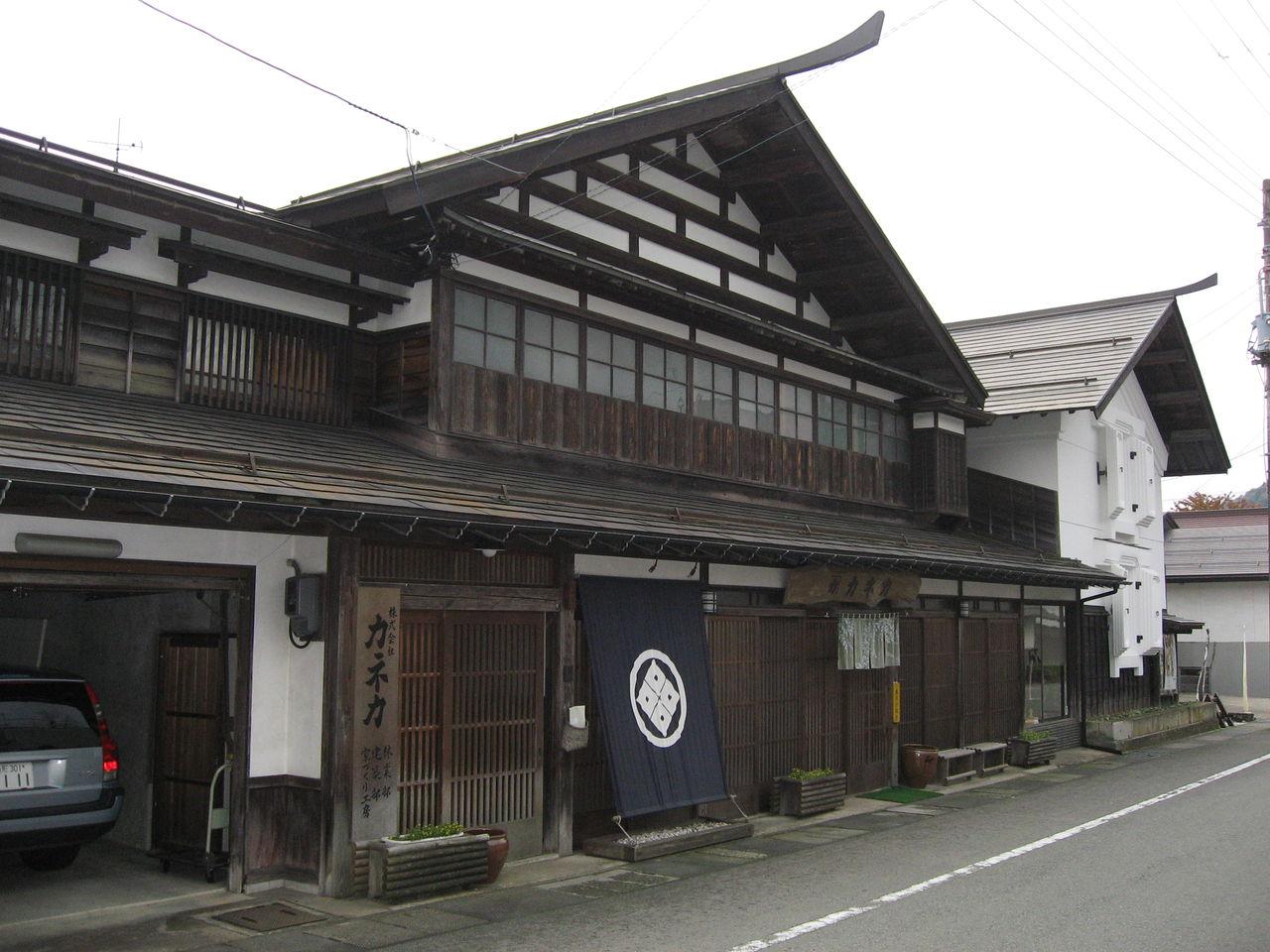 ☆★ひとえ日記★☆:街並み景観 in 金山町 - livedoor Blog(ブログ)
