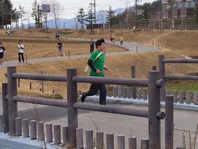 hirugano run2