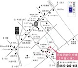 西条市周布の平屋の家の地図