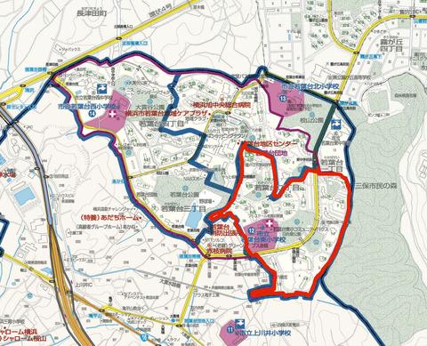 IMG地域防災拠点マップ