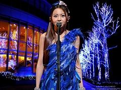 Mai Kuraki Blue Light Night Live