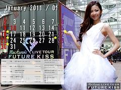 Mai Kuraki Live Schedule 2011 January