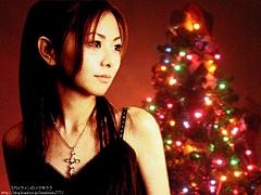 Mai Kuraki Christmas Tree