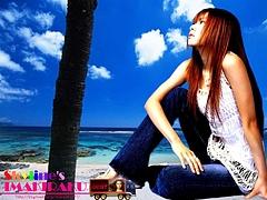 Mai Kuraki in Summer Island