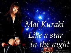 Mai Kuraki 『Like a Star in the Night』