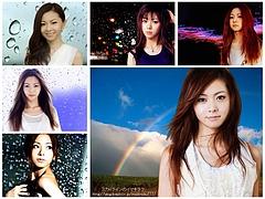 Mai Kuraki OVER THE RAINBOW