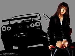 Mai Kuraki and SKYLINE