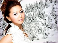 Mai Kuraki 「Shiroi Yuki」