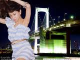 セクシーな麻衣ちゃんと「あの橋」☆