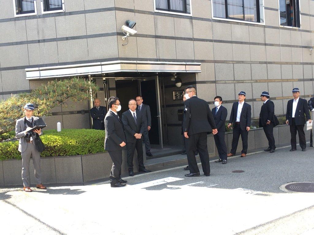 現場写真つき!神戸山口組が分裂へ 今日、旗揚げ 記者会見も?