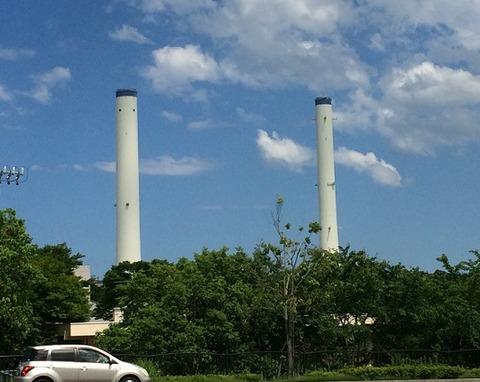 広野火力発電所