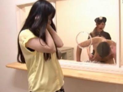 さとう遥希ちゃんが看守になってMな受刑者にドSな刑を執行♪