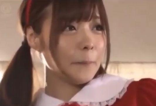 【凰かなめ】パイパン美人娘が看護婦コスで患者とチュッチュ|凰かなめエロ動画