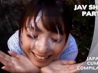 Rio麻美ゆまなど有名女優の特選顔射特集♪ その1