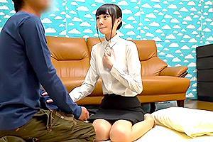 「私がセックス教えます!」優しいOLが童貞筆下ろし!