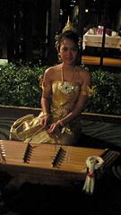 楽器演奏少女