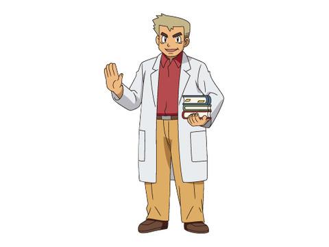 オーキド博士
