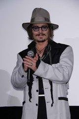 舞台挨拶 ジョニー1
