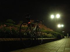 0911:Night Run Bicycle 4