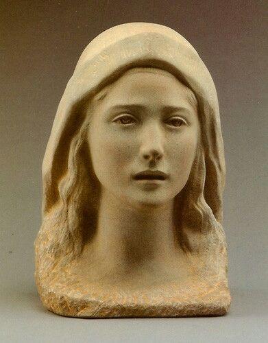 0307:舟越保武 彫刻家 : 200万画素の記憶