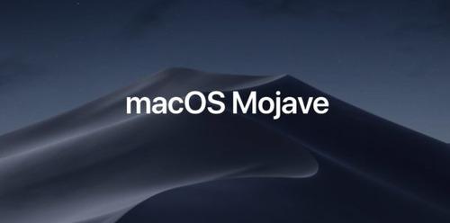 Mac OS Mojave