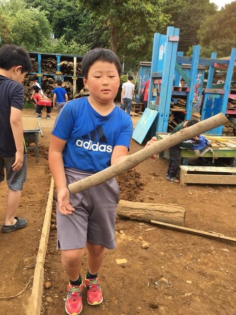 夢パークで泥んこ祭り 526_180527_0070