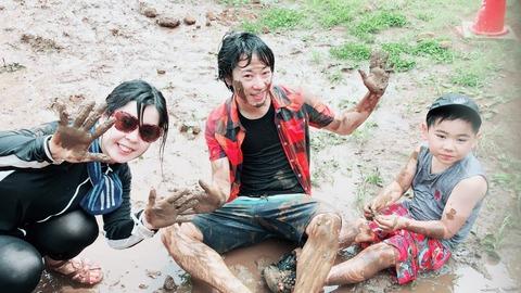 夢パークで泥んこ祭り 526_180527_0078