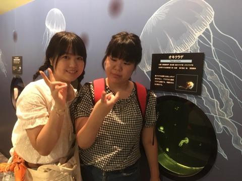 ダビンチ&エジソンしながわ水族館遠足_180812_0165